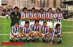 REAL i VALLADOLID 1974-75