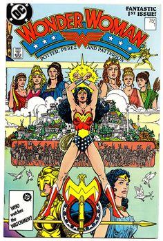 Wonder Woman 1 - George Perez