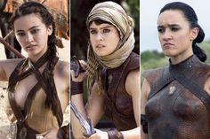 Meet the newest badass beauties of 'Game of Thrones' - the Sand Snakes