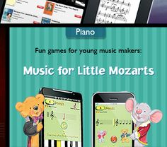 Learn to play using your iphone, DROID, or ipad!  #learnmusic #music #teach