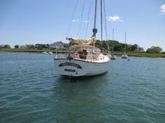 1984 Island Packet 31 Sail Boat For Sale - www.yachtworld.com