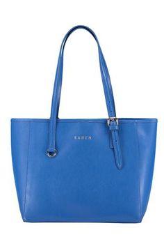 Bella // Blue Crossbody Bag, Tote Bag, Leather Handbags, Shoulder Bag, Wallet, Blue, Collection, Women, Fashion