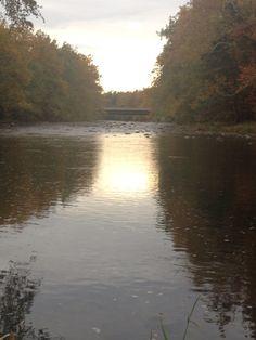 Another beautiful Catskill River.