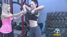 Champion female body building competitor reveals winning secrets to get women in great shape