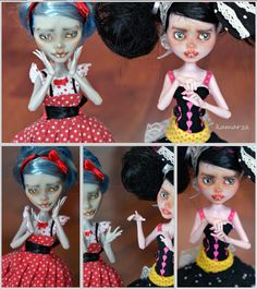 Sisters by kamarza.deviantart.com on @deviantART