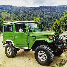 Pa babearse este #Fj40 #Toyota vía nuestro pana  @Joseangel_arm #mudterrain4wd