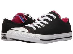 CONVERSE Chuck Taylor All Star Double Tongue - Ox. #converse #shoes #