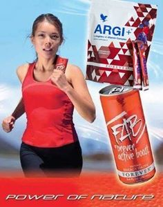 Forever ARGI+® provides all the power of L-Arginine, antioxidants of pomegranate – and grape skin, red grape and berry extracts  https://www.youtube.com/watch?v=lMFIpePzMg8  FAB Forever Active Boost™ Energy Drink FAB is a quick, refreshing way to stay energized and alert all day long. https://vimeo.com/89451843  Need help? http://istenhozott.flp.com/contact.jsf?language=en Buy it http://istenhozott.flp.com/shop.jsf?language=en