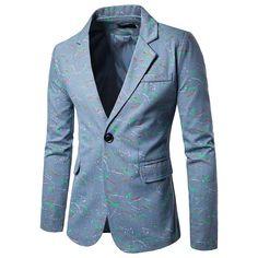Autumn Spring Clothes Men Suit Jacket Casaco Terno Masculino Blazer Cardigan Jaqueta Wedding Suits