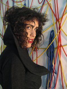 Alumna Cecilia Strada  Diseño I: inspiradas en Jackson Pollock. 3