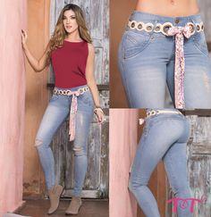 Los viernes merecen lo mejor, regálate un look increíble con nuestro jeans Mojito, destroyers de moda que innovan tu closet. Ingresa a www.jeanstyt.com y realiza tu compra, envíos GRATUITOS a toda Colombia #JeansLevantacola #TytJeans #YovistoTyt