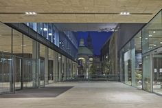 Rothschild Bank Headquarters, London (2011) / OMA