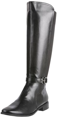 AK Anne Klein Women's Carlene Riding Boot ** Find out more details by clicking the image : Knee high boots