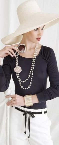 .Chanel Accessorized Repin & Follow my pins for a FOLLOWBACK!