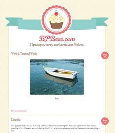 Buttercream - WordPress  Theme Wordpress Theme, Words, Horse