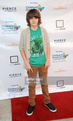 Actor Ty Simpkins arrives for the Super Sweet Toy Drive Benefiting Childrens Hospital Los Angeles held at Cake Mix on March 17, 2015 in Los Angeles, California. please follow me,thank you i will refollow you later