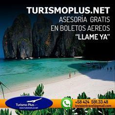 Agencias de viajes  LLAME YA . #turismoplus #asesoria #boletosaereos #turismo #viajes #negocios #hoteles #cruceros #inversion