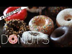 Rezept: DONUTS wie von DUNKIN' DONUTS #handmade - YouTube