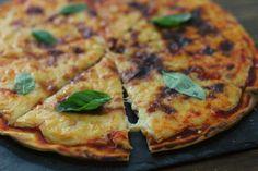 fromage à pizza végan : tofu soyeux, bière et farine de tapioca, pour un résultat bluffant !