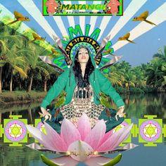 M.I.A. - Matangi Mixtape for Kenzo