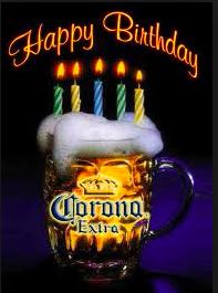 Happy Birthday Corona