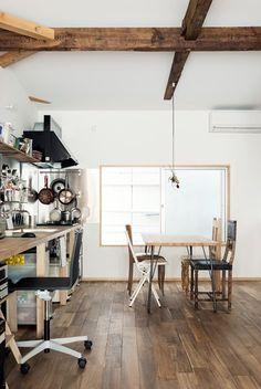 ReToyosaki, Osaka, 2015 - coil kazuteru matumura architects