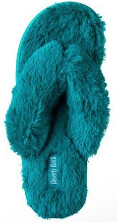 61673d9e1b328 Women s Fluffy Fuzzy Furry Flip Flop Thong Slippers-Various Colors (Meduim    6.5-