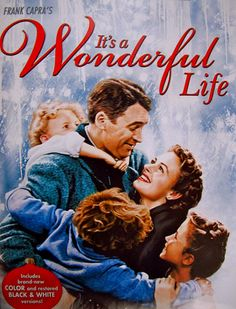 This is our annual family Christmas movie - classic and heart-warming.
