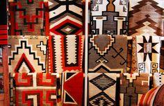 Modern Navajo Rugs by mj_picks, via Flickr