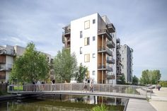 Eco-quartier Ginko Bouygues Immobilier - Picture gallery