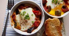 Ratatuje z jajkiem