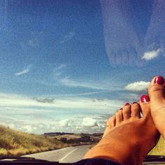 road tuscany