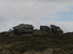 Three Rock Mountain, hard to believe this is so close to Dublin city