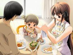Manga Anime, Manga Girl, Cute Couple Cartoon, Anime Love Couple, Anime Siblings, Anime Couples, Kawaii Anime Girl, Anime Art Girl, Anime Like Psycho Pass