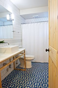 A Break-The-Rules Guide to Bathroom Design