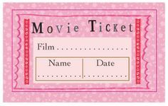 EmilyButtonPopcornMovieNight Projects To Try, Names, Entertaining, Activities, Button, How To Make, Ideas, Thoughts, Funny