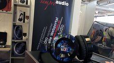 Natürlich ist auch die HÖRBAR by sempre-audio.at wieder zentraler Bestandteil beim Gastspiel der Vienna Vinyl