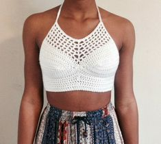 Hey, I found this really awesome Etsy listing at https://www.etsy.com/listing/215402449/summer-crochet-halter-top