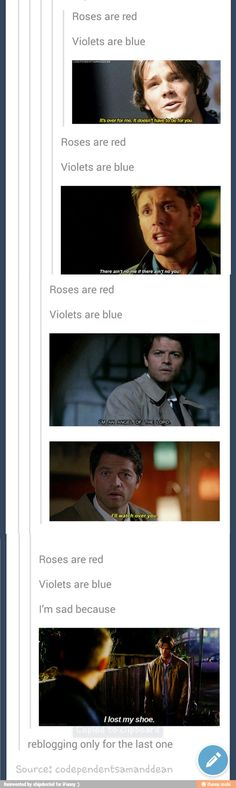 #supernatural, #poems