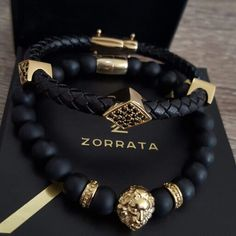 Zorrata gold and black essentials. Find it at www.zorrata.com