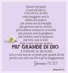My Love, Dios