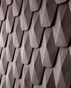 : Architecture Facades Patterns, Layered Architecture, Details Patterns Texture, Architecture Layered, Materials Architecture, Architecture Materials, Woods Patterns, Natural And Architecture, Hex Tile