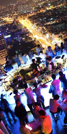 Chill SaiGon - Skybar - Chill Skybar - Restaurant - Lounge Rooftop, AB Tower, 76A Le Lai, District 1, Ho Chi Minh City, Vietnam | Tel: 0838272372