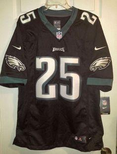 a4d586ceb34757 NEW Nike Elite Philadelphia Eagles On Field Home Black Football Jersey Mens  SEWN  Nike  PhiladelphiaEagles