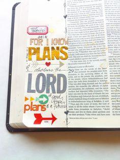 journaling bible Ver