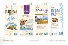 Multnomah Falls Beverage Brand Design on Packaging of the World - Creative Package Design Gallery