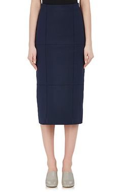 We Adore: The Maddie Neoprene Pencil Skirt from The Row at Barneys New York