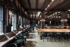 Windy City Gothic: The Chicago Athletic Association Hotel by Roman ...