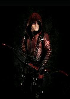 Colton Haynes arrow