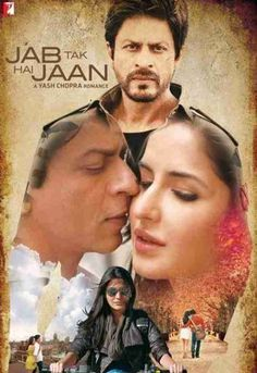 #JabTakHaiJaan #bollywood #movies my all time favorite Bollywood Movie !!!!!! Love It